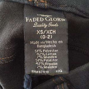 Faded Glory Pants - Faded Glory Jeggings